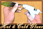 No more painful Hot Glue burns!
